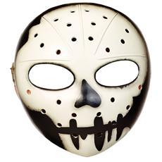 Maschera Casey Jones In Plastica Con Elastico