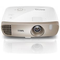 Proiettore W2000 DLP 1920x1080 Full HD 2000 ANSI Lumen 15000:1 HDMI / USB