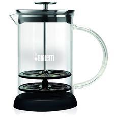Cappuccinatore in Vetro 3 Tazze