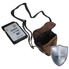 Kingston - Secure Digital 16GB Ultra High Speed SDHC Class 10 + Rollei - Borsa System Bag per Reflex / Compatte colore Marrone + Estensione di garanzia