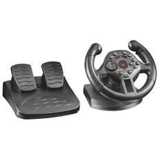 GXT 570 KENGO COMPAC Volante da corsa compatto con pedali e tecnologia di feedback a vibrazione