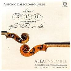 Bruni Bartolomeo Ant - Duo Concertante Per Violino E Viola N. 1