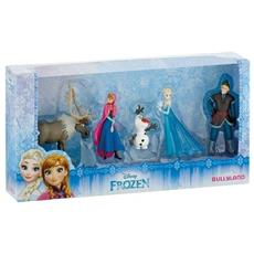 Figure Frozen Gift Box 5 Personaggi