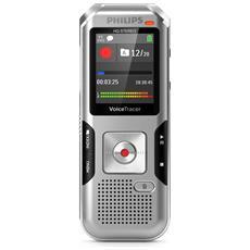 Registratore digitale Stereo adatto per registrare le conversazioni, interviste, USB 2.0, 8GB, MicroSD