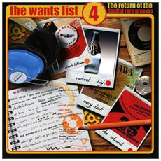 The Wants List Vol. 4