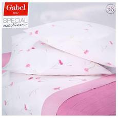 d9ebdb01e3 GABEL - Completo Lenzuola Letto Matrimoniale Intrigue Rosa