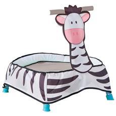 Zebre - Trampolino Per Bambini Piccoli