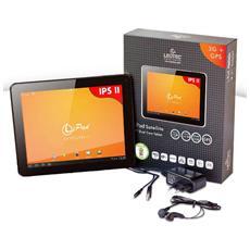 "Tablet Sattellite Nero 9.7"" RAM 1GB Memoria 16 GB + MicroSD Wi-Fi - 3G +Fotocamera 2Mpx Android"