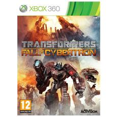 X360 - Transformers La Caduta di Cybertron