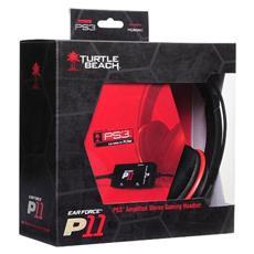 Ear Force P11 Cuffie Gaming Stereo con Microfono - Nero