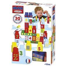 Maxi Abrick Set numeri 30pz (9/2014) 7600007709