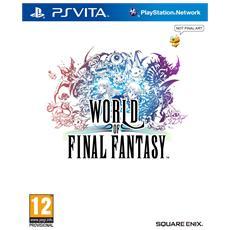 PSVITA - World of Final Fantasy