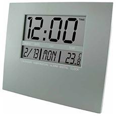 Orologio Digitale Sveglia Al Quarzo Con Termometro