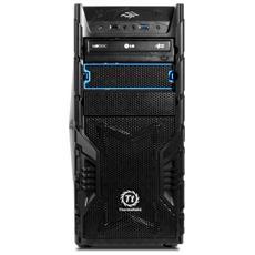 Pc Desktop Thermaltake Versa H23 Intel Core i7-6700 Ram 16 GB Hard Disk 1 TB SSD 120 GB Nvidia GTX1060 6 GB DVD±RW 2xUSB 3.0 Windows 10 Home