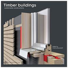Timber buildings low-energy constructions