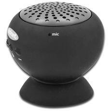 *Altoparlante Bluetooth Con Microfono E Riconoscimento Vocale