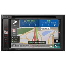 Sintomonitor con Sistema di Navigazione AVICF970BT Supporto MP3 / WAV / FLAC / WMA USB Bluetooth CarPlay