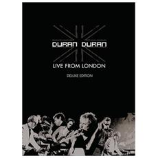 Duran Duran - Live From London (Deluxe Edition) (Dvd+Cd)