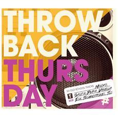 Throw Back Thursday (3 Cd)