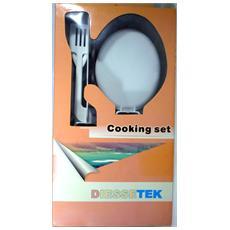 Cooking Set per Nintendo WII (White)