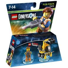 LEGO Dimensions Fun Pack Movie Emmet