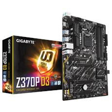 Scheda Madre Z370P D3 LGA1151 Socket Chipset Z370 ATX
