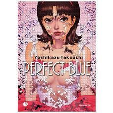 Yoshikazu Takeuchi - Perfect Blue - Disponibile dal 18/07/2018