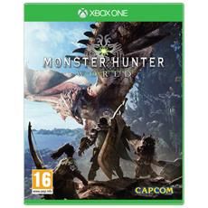 CAPCOM - Monster Hunter World Xbox One Game