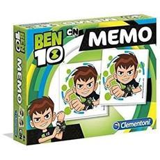 –memo Ben 10–gioco Educativo, 18021