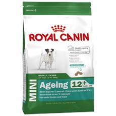 Cibo per Cani Mini Ageing 12+ 800 gr