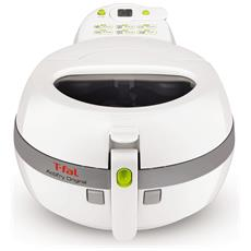 Friggitrice FZ 7100 Capacità 1 Kg 1400 Watt Colore Bianco e Grigio