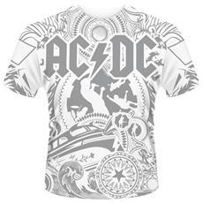 Ac / Dc - Black Ice (T-Shirt Unisex Tg. M)