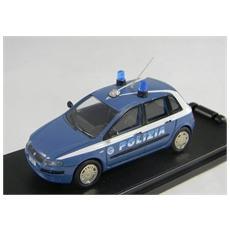 Fst01p Fiat Stilo Polizia 5 Porte 1/43 Modellino