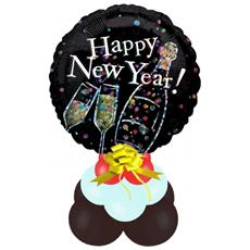 Centrotavola Happy New Year