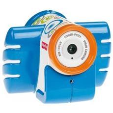 Fisher-price, Videocamera Per Bambini Colore: Blu