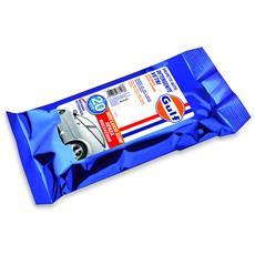 20 Salviette Auto Detergente Vetri