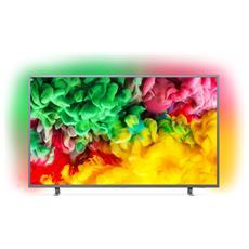 "TV LED Ultra HD 4K 50"" 50PUS6703/12 Smart TV UltraSlim"