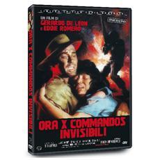 Ora X Commandos Invisibili (Ed. Limitata E Numerata)