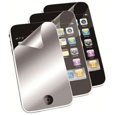 Style Shield Pack Pet Film Pellicole Per Iphone Kn-6204