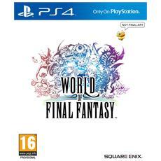 PS4 - World of Final Fantasy