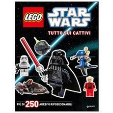 Tutto sui cattivi. Star Wars. Lego. Con adesivi