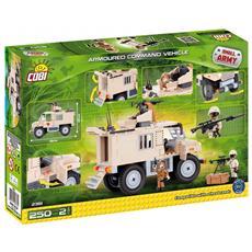 Armoured Command Vehicle Gioco Di Costruzioni Small Army 02561