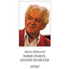 Molinaroli, Mauro. - Nome D'Arte, Gianni Schicchi.