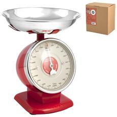 Bilancia Cucina Meccanica Rosso Kg2 Accessori Cucina