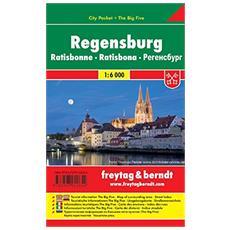 Regensburg 1:6.000