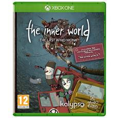 XONE - The Inner World: The Last Wind Monk