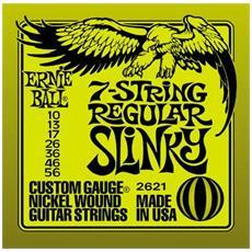 2621 Nickel Wound Regular Slinky 10-56
