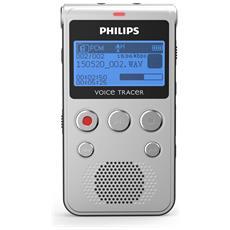 Registratore digitale Stereo adatto per registrare le conversazioni, interviste, USB 2.0, 4GB