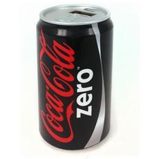 Coca-Cola 2000 mAh, USB, Nero, Universale
