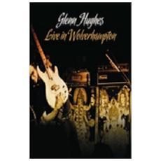 Dvd Hughes Glenn - Live In Wolverhampton